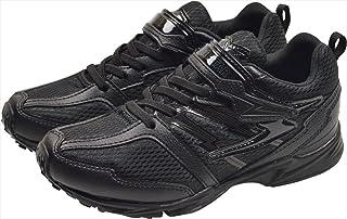 [スーパースター] バネのチカラ。黒靴 イナズマスプリンター J755 TH-SSJ755B 子供 スニーカー