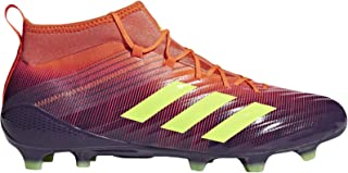 Adidas Performance Mens Predator Flare FG Rugby Boots - Legend Purple