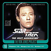 Star Trek: The Next Generation, Disc 10: The Offspring/Menage a Troi/Brothers