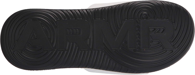 Under Armour Mens Ansa Graphic Logo Sandal
