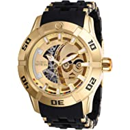 Invicta Star Wars Automatic Gold Dial Men's Watch 26550