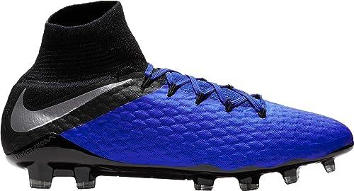 Nike Hypervenom 3 Pro DF FG, Chaussures de Football Mixte Adulte