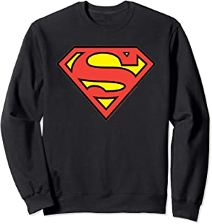 DC Comics Superman Logo Sweatshirt