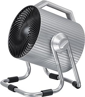 Steba VT 3 Plata - Ventilador (Plata, 60 W, 220 V, 50 Hz, 400 mm, 350 mm, 445 mm)