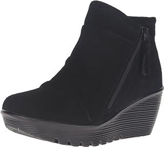 حذاء برقبة طويلة حتى الكاحل للنساء من Skechers
