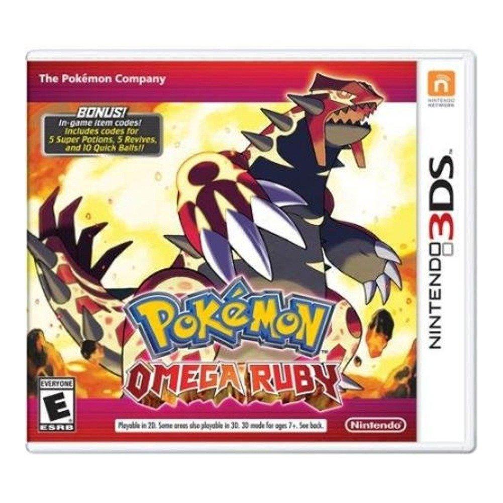 Nintendo Pokemon Omega Ruby Finally Limited price sale resale start 3DS