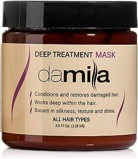Hydration Hair Repair, Deep Treatment Mask - Hydrolyzed Keratin to Strengthen and Moisturise - Best Damaged Hair Treatment...