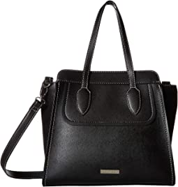 Kensington North/South Satchel