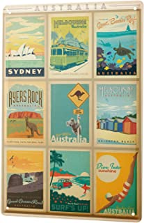 GCT J257 Sydney Jumbo Aimant pour Le Frigo Australie Australia Travel Fridge Magnet