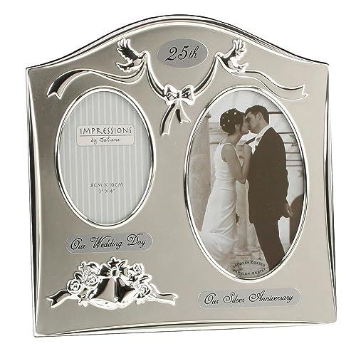 25 Th Wedding Anniversary Gifts Amazon Com
