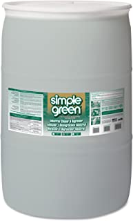 Simple Green 13008 Industrial Cleaner & Degreaser, Concentrated, 55 gal Drum