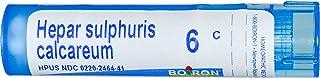 Hepar Sulphuris Calcareum 6C MD Boiron 1 Tube Pellet