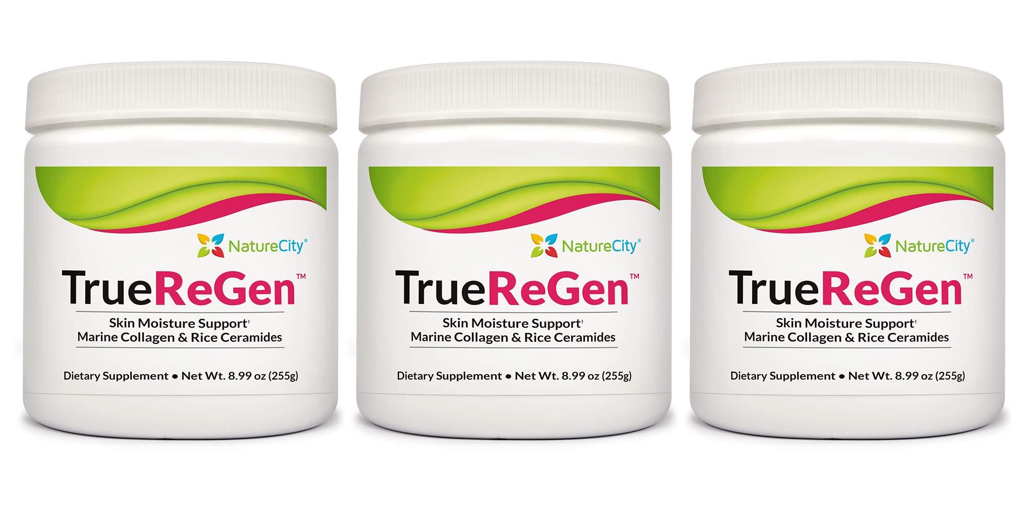 TrueReGen Marine Collagen Drink Powder