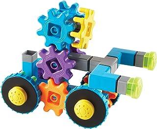 Learning Resources LER9232 Gears! Gears! Gears! RoverGears Building Set (43 Piece)