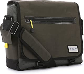 Antler Urbanite Evolve Messenger Bag, Khaki, 4290109043