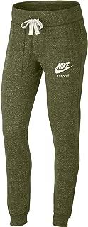 Nike Gym Vintage Sport Pants - Olive, Olive, Small 883731-395