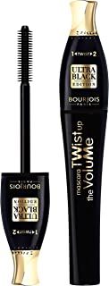 Bourjois, Twist Up The Volume. Mascara. 52 Ultra Black. 8 ml - 0.27 fl oz
