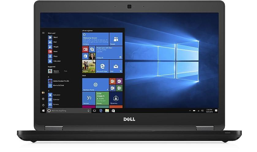 Dell Latitude 5480 Business Laptop | 14.0 inch FHD Touchscreen | Intel Core i5-6300U | 8 GB DDR4 | 256 GB SSD | Windows 10 Pro (Renewed)