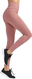 MAVOUR COUTURE High Waist Tummy Control Yoga Pants for Women Active Fitness Running Workout Leggings