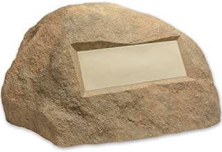 personalized rock for front yard