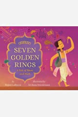 Seven Golden Rings: A Tale of Music and Math Hardcover
