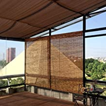 Amazon.es: cortinas de caña bambu