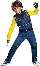 Disguise Rex Dangervest LEGO Movie 2 Boys' Jumpsuit Costume