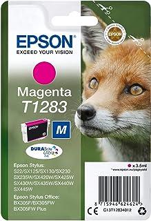 Epson C13T12834022 Magenta oryginalne wkłady atramentowe Pack of 1