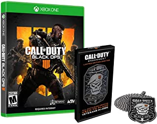 Call of Duty: Black Ops 4 - Xbox One with DOG TAGS Limited Edition