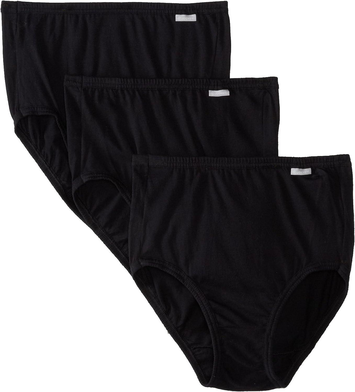 Jockey Women's Plus Size Elance¿ Brief 3-Pack
