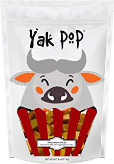 Yak Gold Pop - Microwavable Yak Nuggets You can Puff for Dogs