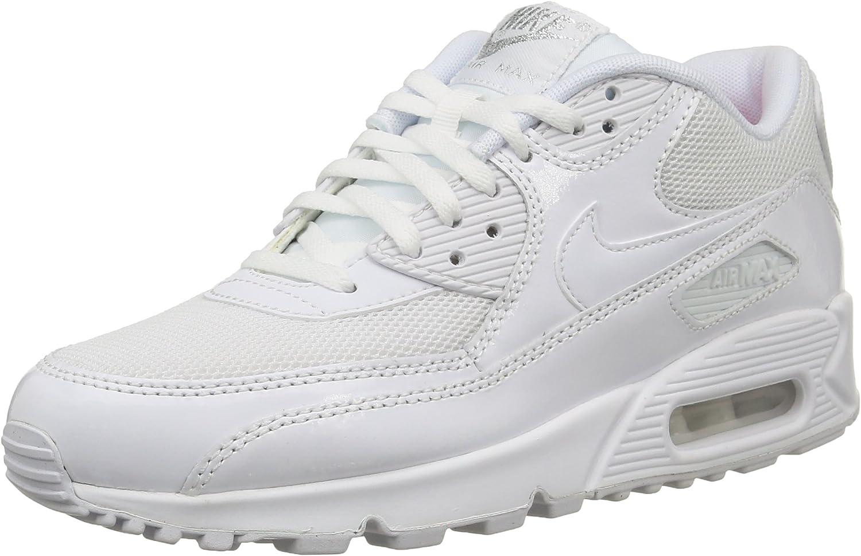 Nike Wmns Air Max 90 Prem 443817 100 Neu Turnschuhe Neu Top - 44  | Beliebte Empfehlung
