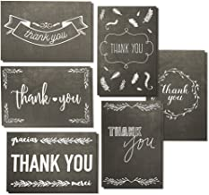 postcard size thank you cards