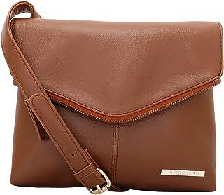Lapis O Lupo Women's Sling Bag (LLSL0011TN_Tan)
