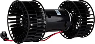 ROADFAR Heater Blower Motor 12V-3946686 Air Conditioning Blower Motor Fan Cage Fit for Volvo Truck 02-06 Single Speed