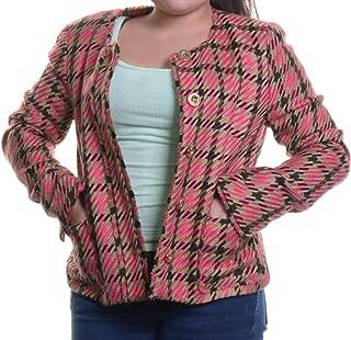 Collection Jacket Size 4 Magenta Multi Size 4