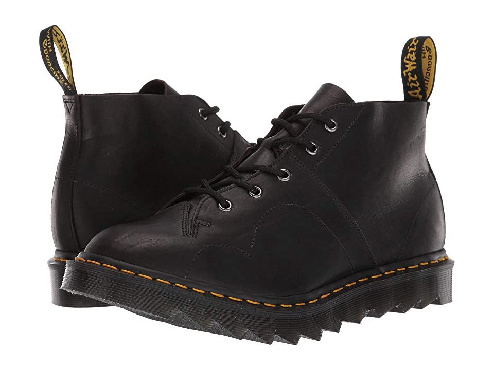 Dr. Martens Church Ripple Made In England (Black) Boots
