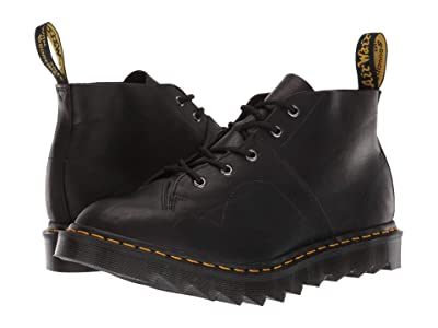 Dr. Martens Made In England Church Ripple Made In England (Black) Boots