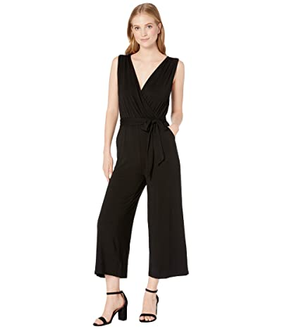 BB Dakota Suit Yourself Jumpsuit (Black) Women
