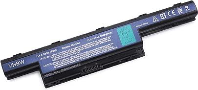 vhbw AKKU LI-ION 4400mAh 11 1V in schwarz Black passend f r Acer Aspire V3-772 V3-772G etc ersetzt 31CR19 652 etc Schätzpreis : 36,89 €