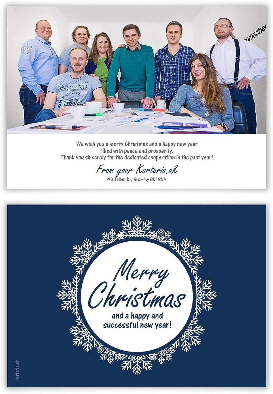 Weihnachtskarten für Firmen (40 Stück) - Weihnachtsbaum - Grußkarten B01M0DDWG3 B01M0DDWG3 B01M0DDWG3  | Sehr gelobt und vom Publikum der Verbraucher geschätzt  03e1c3