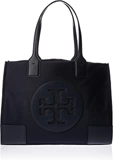 Tory Burch Women's Ella Mini Nylon Top-Handle Bag Tote