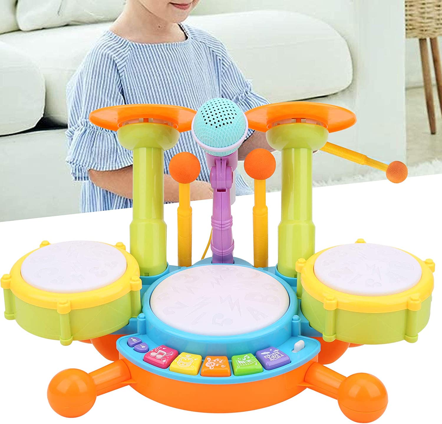 High material JINYI Children Drum Toy Musical Instruments Functi Diverse Max 70% OFF