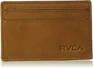 RVCA Men's Clean Card Wallet
