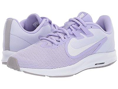 Nike Downshifter 9 (Purple Agate/White/Lavender Mist) Women