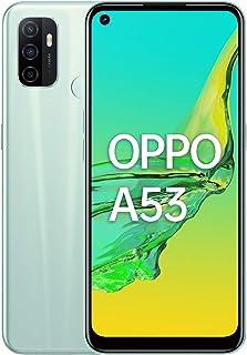 OPPO A53 Dual-SIM 64GB ROM + 4GB RAM Factory Unlocked 4G/LTE Smartphone (Mint Green) - International Version
