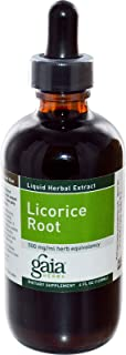 GAIA HERBS Licorice Root Supplements, 0.29 Pound