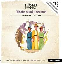 The Gospel Project for Preschool: Preschool Leader Kit - Volume 6: Exile and Return