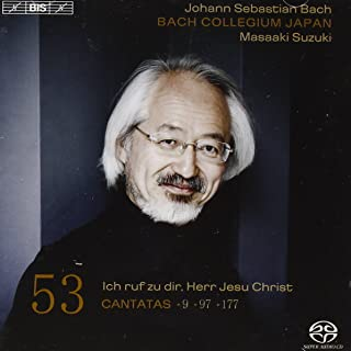 Bach: Cantatas, Vol. 53