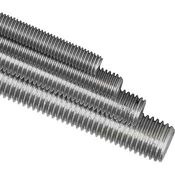 Gewindestange Gewindebolzen edelstahl M6//M8 1 Meter 1000 mm